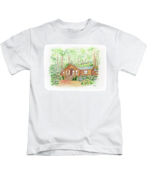 Office In The Park Kids T-Shirt