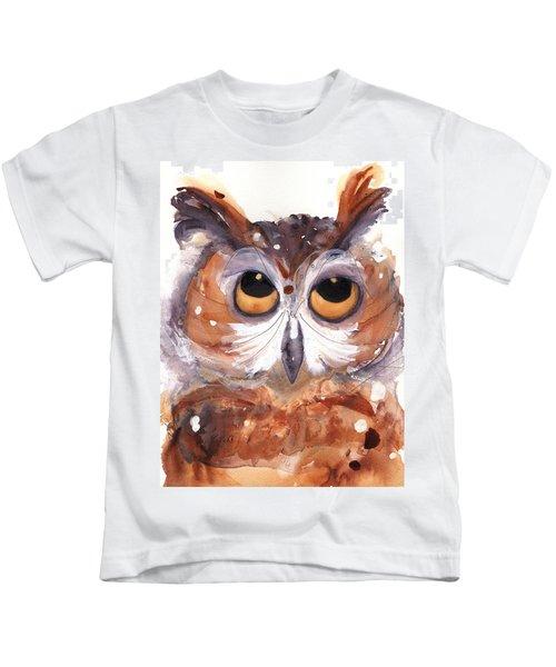 Oh Boy Kids T-Shirt