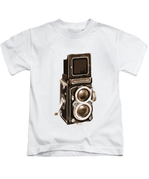 Old Camera Phone Case Kids T-Shirt