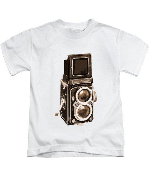 Old Camera Phone Case Kids T-Shirt