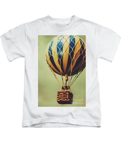Old-fashioned Exploration Kids T-Shirt