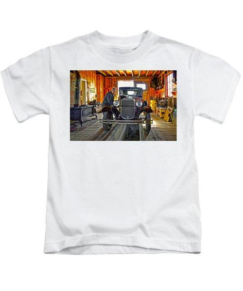 Old Fashioned Tlc Kids T-Shirt