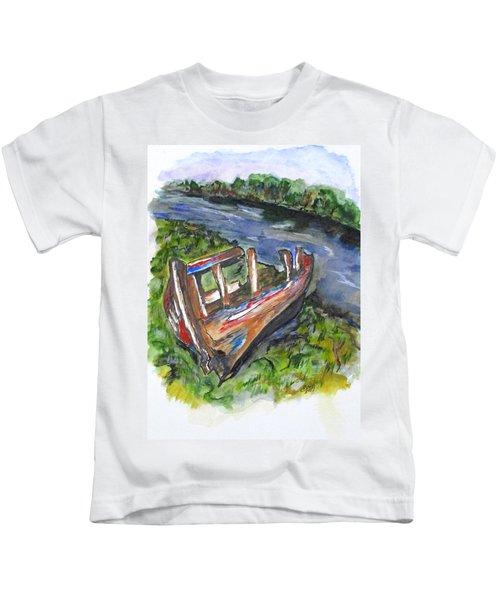 Old Memory Kids T-Shirt