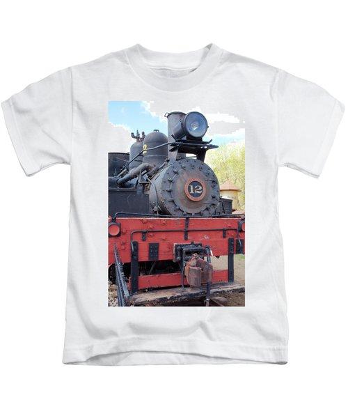 Old Number Twelve Kids T-Shirt
