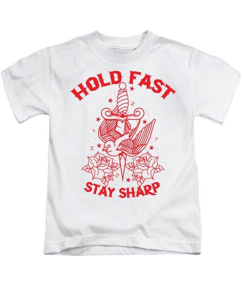 Old School Tattoo Kids T-Shirt