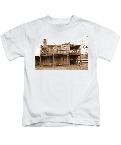 Old Stagecoach Stop Kids T-Shirt