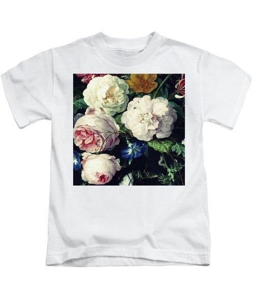 Old Time Botanical Kids T-Shirt