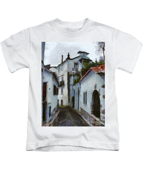 Old Town Street Kids T-Shirt