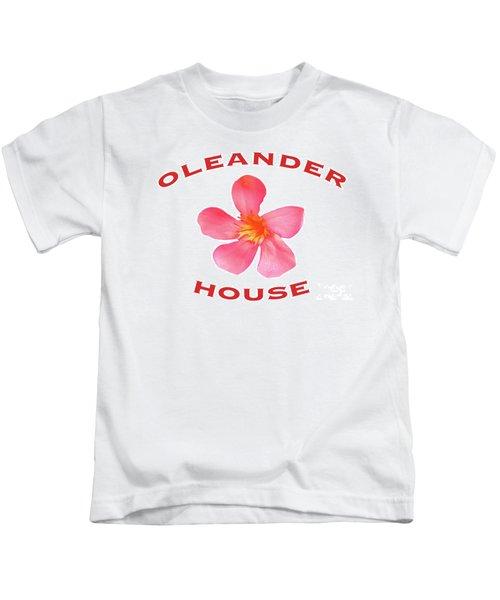 Oleander House Kids T-Shirt