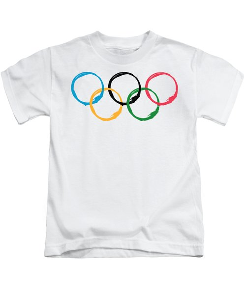 Olympic Ensos Kids T-Shirt