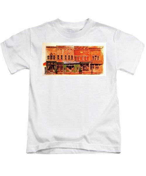 On Market Square Kids T-Shirt