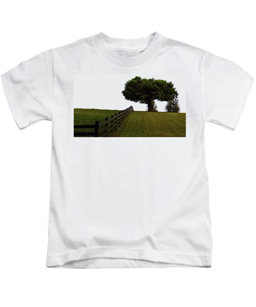 On The Farm Kids T-Shirt