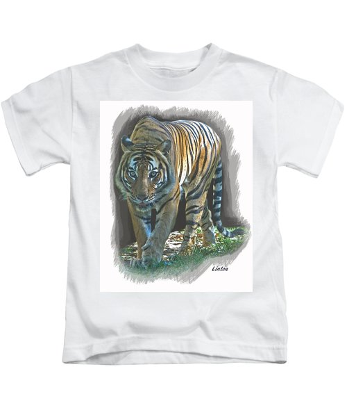 On The Prowl Kids T-Shirt