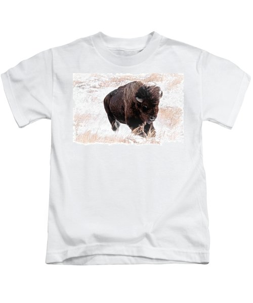 On The Run Kids T-Shirt