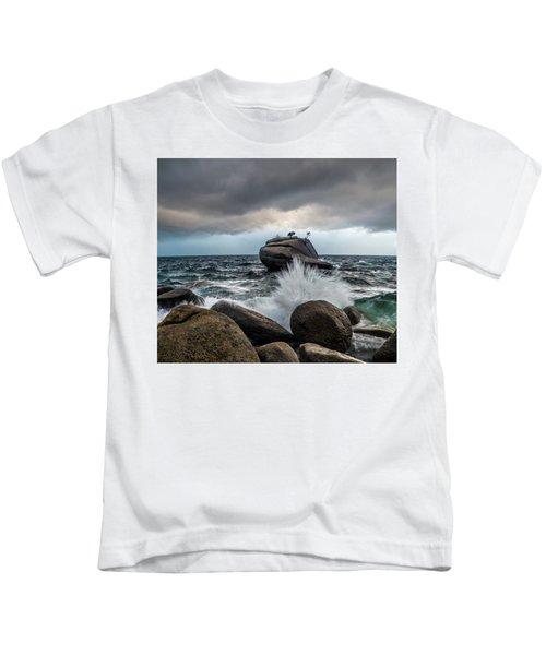 Oncoming Storm Kids T-Shirt