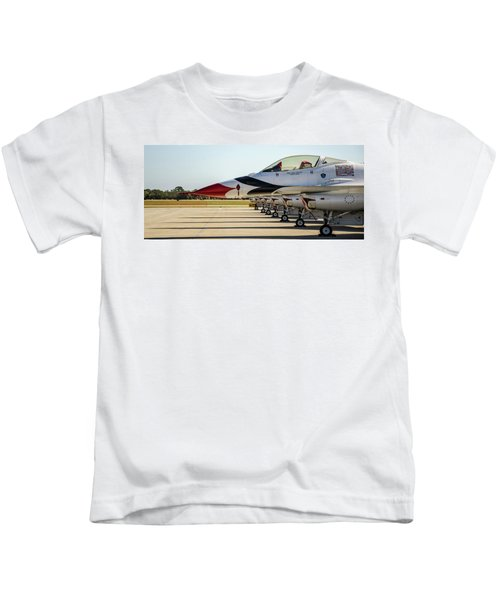 One Jet Or Seven Kids T-Shirt