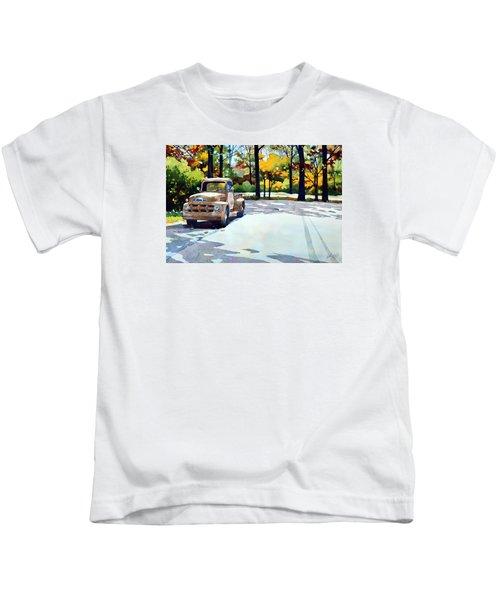 One Last Ride Kids T-Shirt