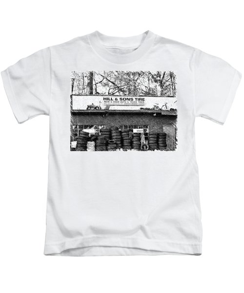 Open For Business Kids T-Shirt
