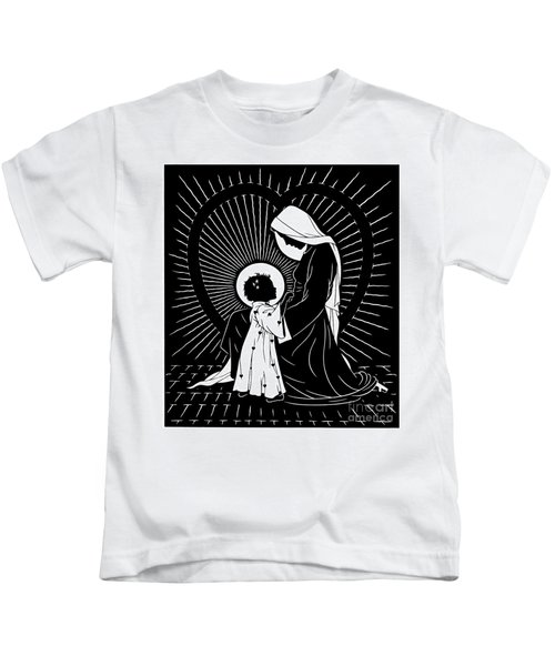 Open Your Heart To My Son - Version 2 - Dpoy2h Kids T-Shirt