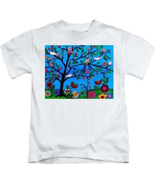 Optimism Kids T-Shirt