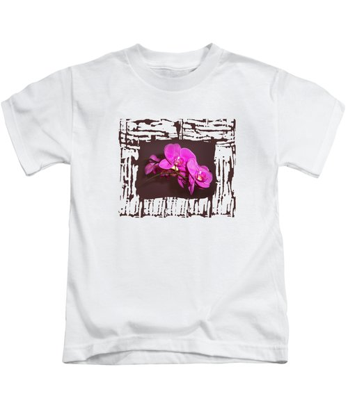 Orchids II Kids T-Shirt