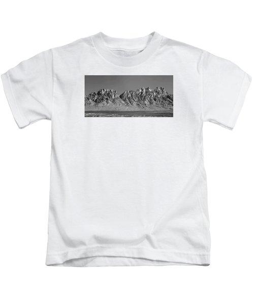 214878-organ Mountains Panorama     Kids T-Shirt