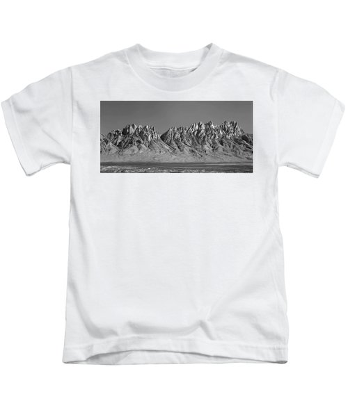 214878-organ Mountains Panorama     Kids T-Shirt