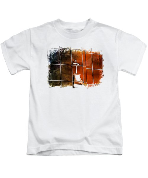 Our Father Art 1 Kids T-Shirt