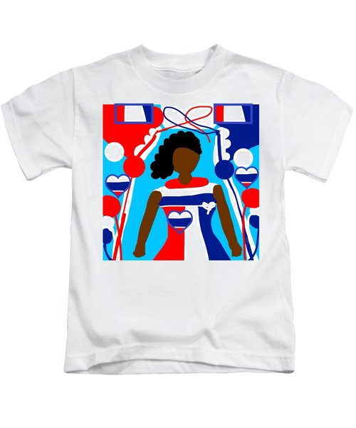 Our Flag Of Freedom  Kids T-Shirt