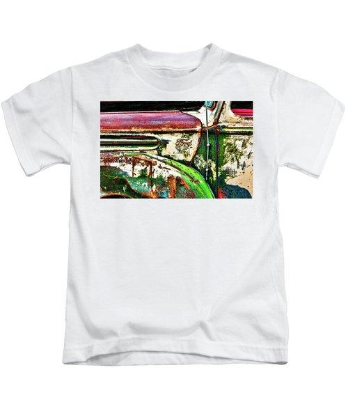 Out Of Warrantee Kids T-Shirt