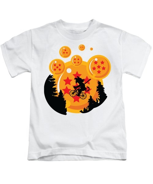 Over The Moon Kids T-Shirt