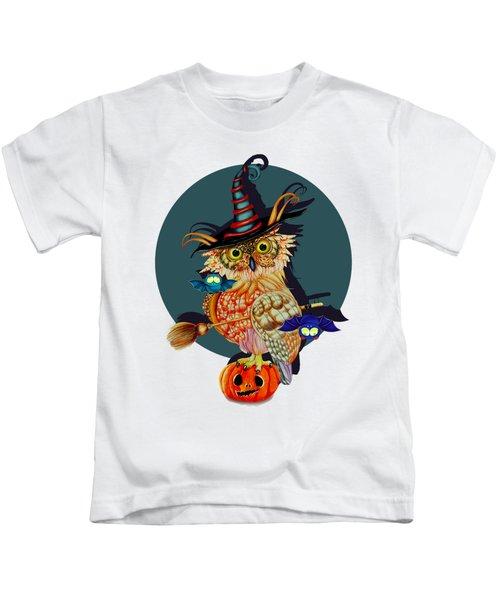 Owl Scary Kids T-Shirt