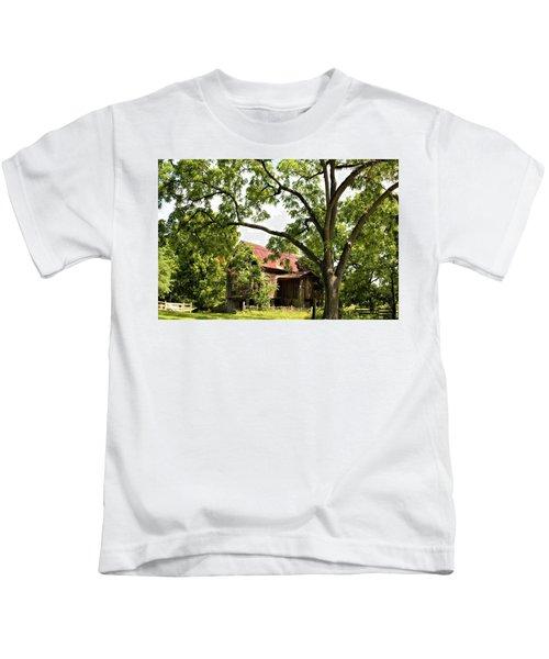 0037 - Oxford Red IIi Kids T-Shirt