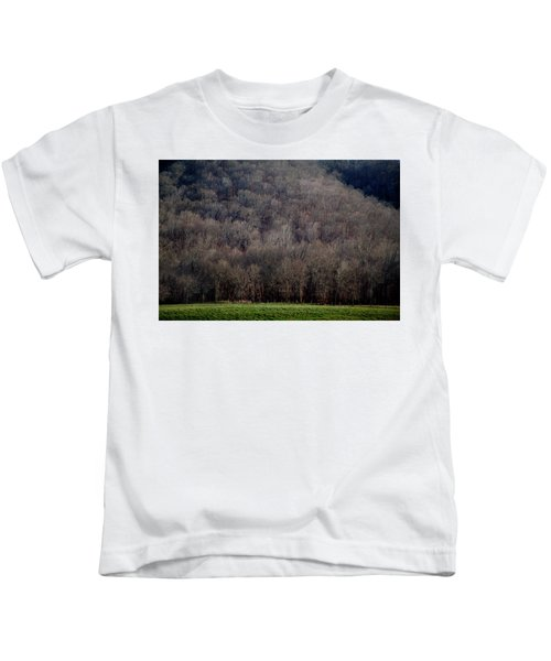 Ozarks Trees Kids T-Shirt