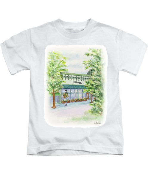 Paddington Station Kids T-Shirt