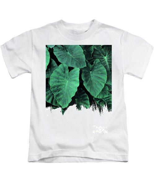 Paint On Jungle Kids T-Shirt