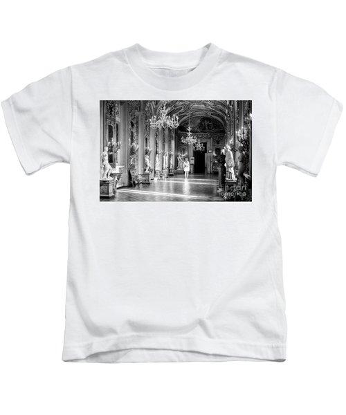 Palazzo Doria Pamphilj, Rome Italy Kids T-Shirt