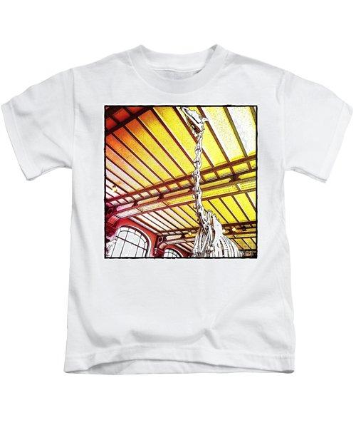 Paleo Neck Kids T-Shirt