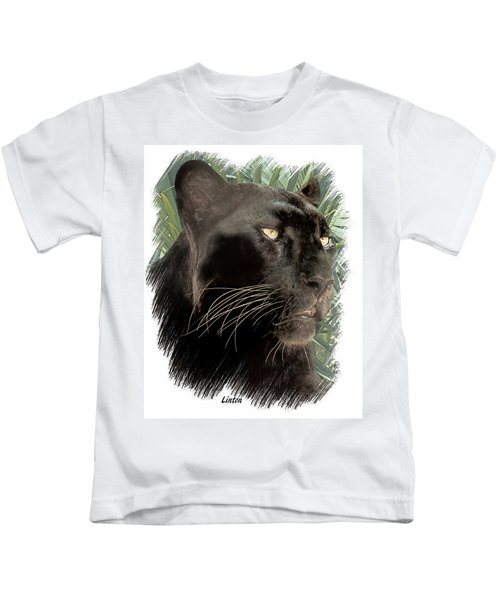 Panther 8 Kids T-Shirt