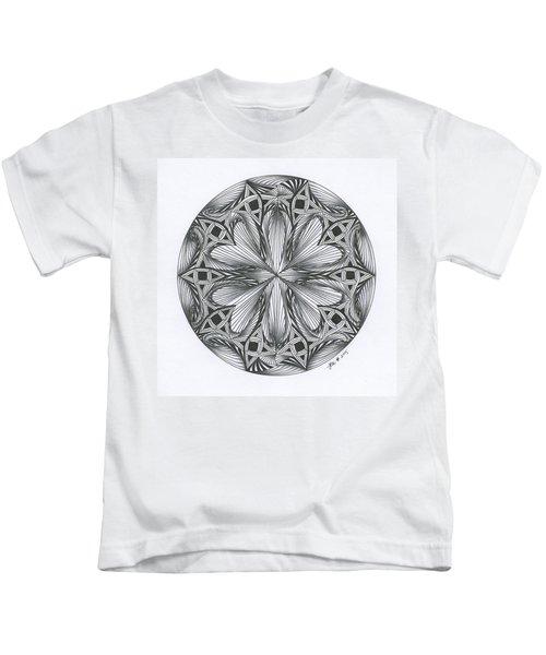 Paradoxical Zendala Kids T-Shirt