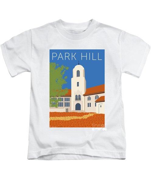Park Hill Blue Kids T-Shirt