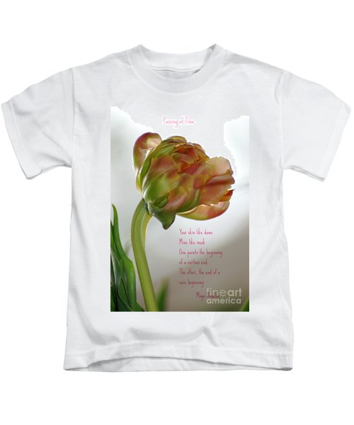 Passing  Time Kids T-Shirt