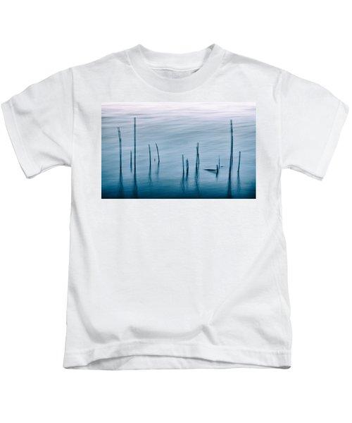 Pateira De Fermentelos  Kids T-Shirt