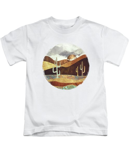 Patina Desert Kids T-Shirt