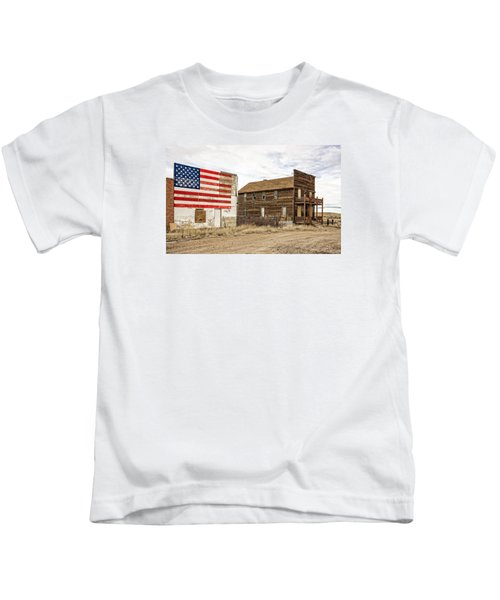 Patriotic Bordello Kids T-Shirt