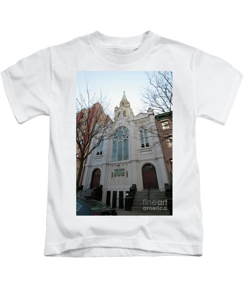 Paul Roberson Theatre  Kids T-Shirt