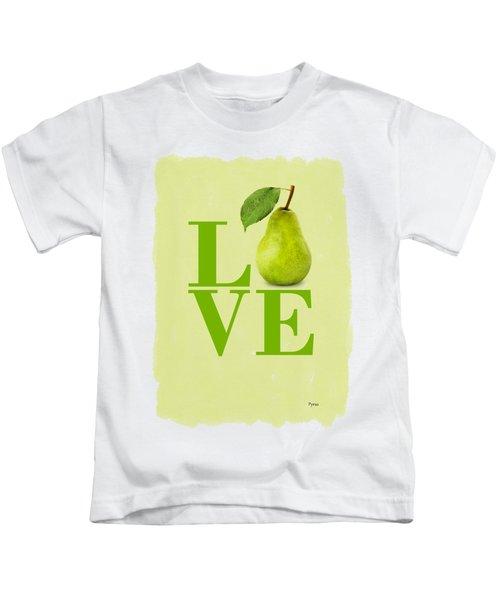 Pear Kids T-Shirt