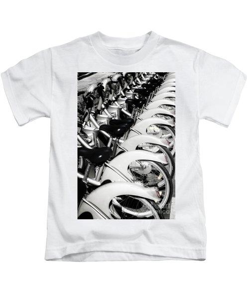 Pedal Power Kids T-Shirt