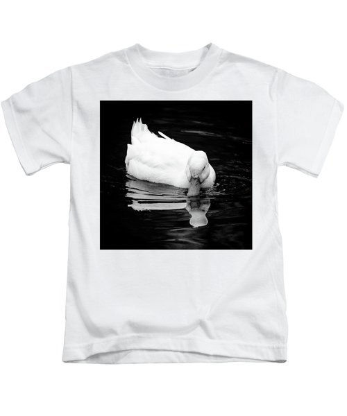 Peek-ing Duck Kids T-Shirt