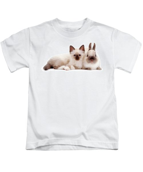 Perfectly Paired Pals Kids T-Shirt